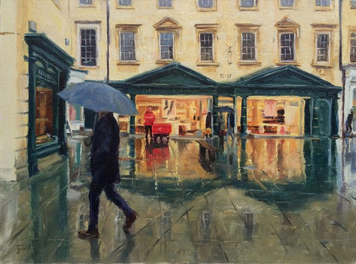 Rainy Day In Bath